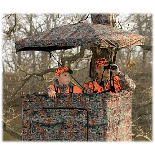 Ground Blind Plans